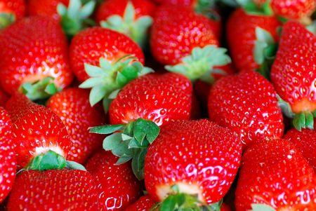 Lots of strawberries photo