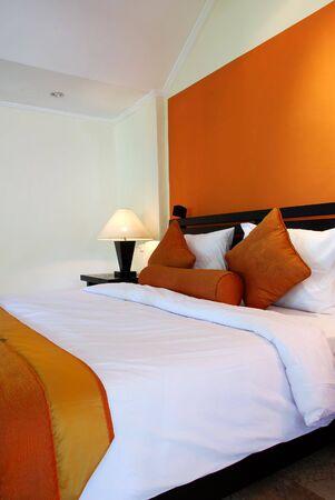 Bed room interior Stock Photo - 635912