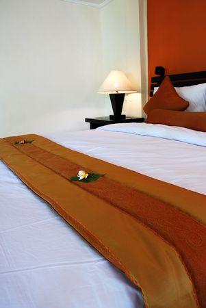 Bed room interior Stock Photo - 635909