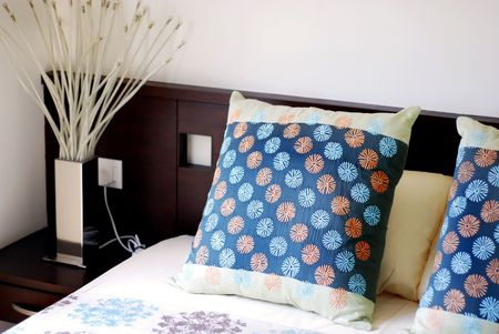 Bed room Stock Photo - 864074