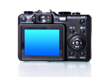 customer records: Camera LCD