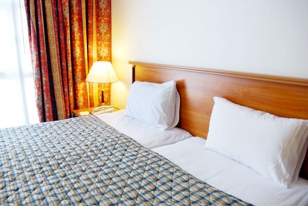 Bed room interior Stock Photo - 1053134