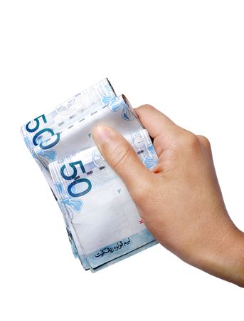 bodypart: I got money