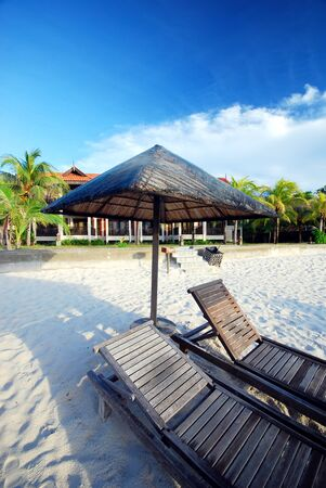 cabana: Cabana by the beach