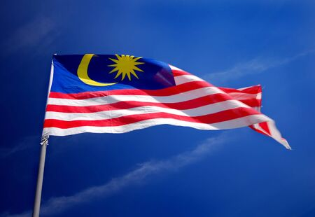 independently: Malaysia flag