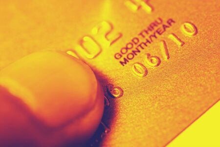 Credit card payment Stock Photo - 1896432