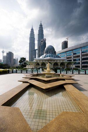 petronas: Asia Arquitectura - Petronas Twin Towers