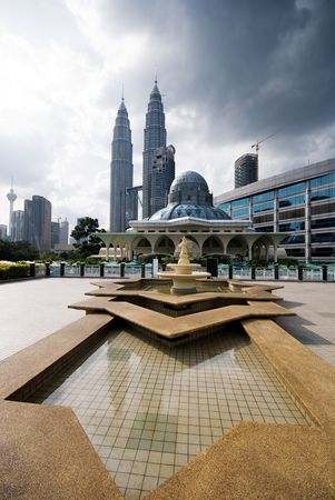 Asian Architecture - Petronas Twin Towers