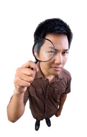 Job searching Stock fotó