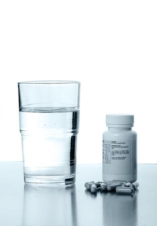 Medicine pills photo
