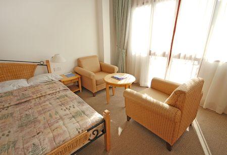 Bedroom interior Stock Photo - 2523516
