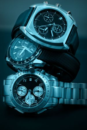 Watches Stock Photo