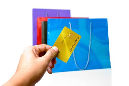 creditcards: Shopping