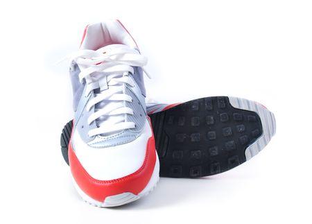 sport shoe: Sport shoe Stock Photo