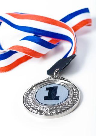 No 1 medal