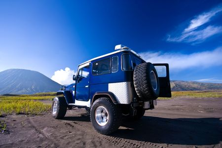 expedition: 4 wheels drive mount expedition