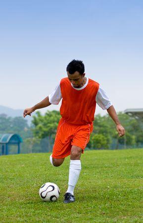 soccer pitch: Soccer
