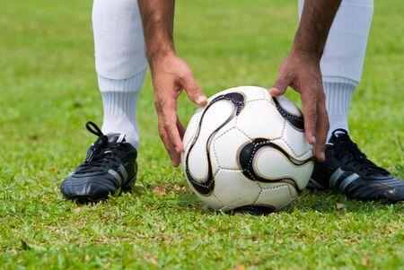 get ready: Preparatevi - calcio