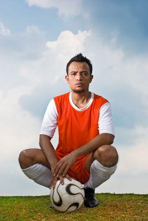 Football player