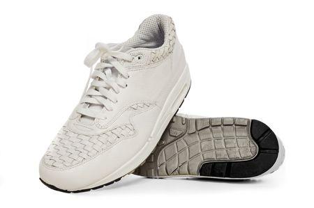 Sneaker on white background Stock Photo - 3322810