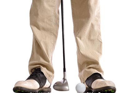 Golfing photo