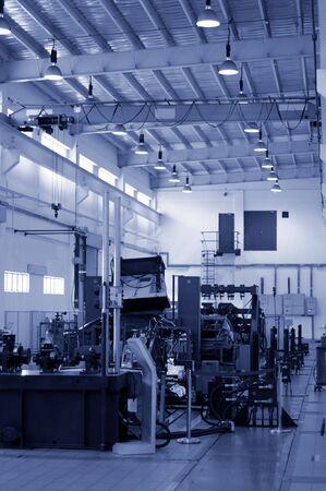 Industry area - workshop photo