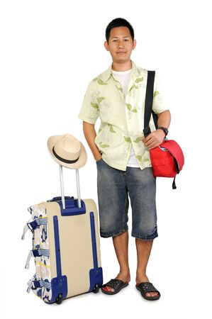 Going Holiday Stock Photo