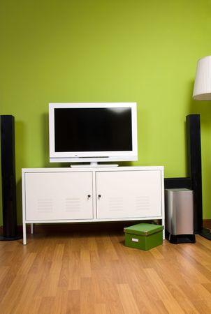 Entertainment room photo