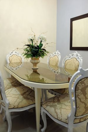 Dining table Stock Photo - 5527944