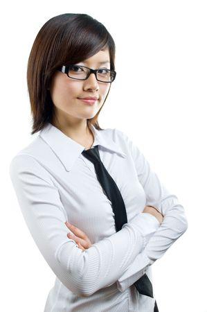 businesswear: Confident young businesswomen