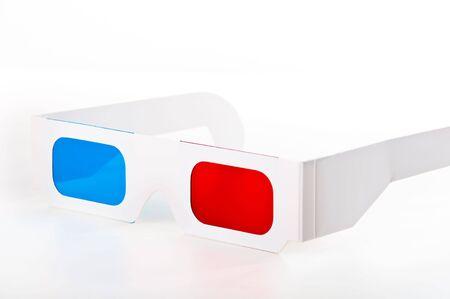 3d glasses photo