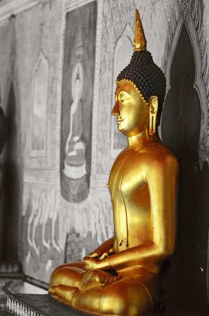 budha: Meditation buddha statue