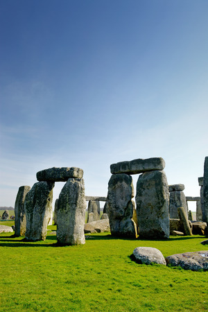 archaeologists: Stonehenge