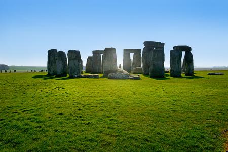 archaeologists: Stonehenge in United Kingdom