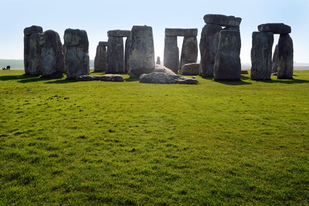 archaeologists: Stonehenge in United Kingdom