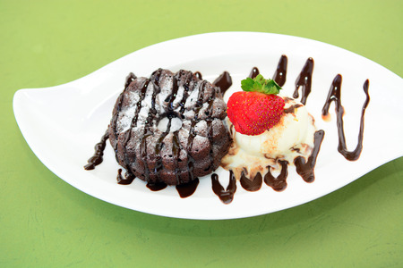 molted: Chocolate Lava Cakes
