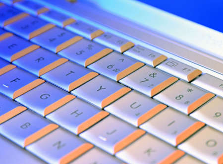 Computer laptop keyboard Stock Photo - 265442