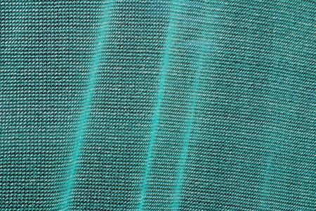 netting: Close-up of the folds in nylon netting