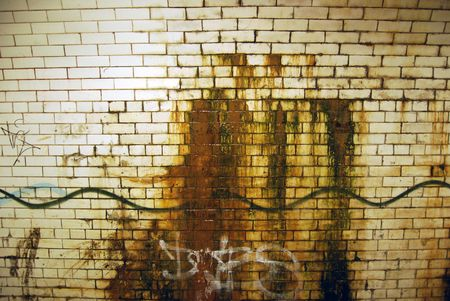 grimy: Dirty brick wall for grunge backgrounds and fills