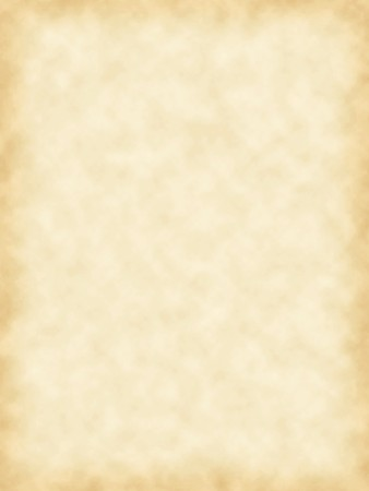 plain background: Simulated blank parchment texture paper surface for text or graphic Stock Photo