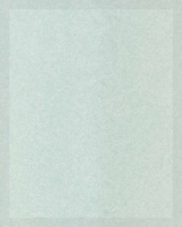 scanned: Luxurious green coloured, scanned textured paper for backgrounds  Stock Photo