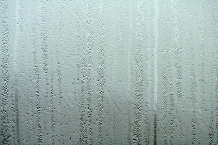 condensacion: Gotas de agua sobre la ventana hacia arriba al vapor. Ideal para el fondo y se llena.