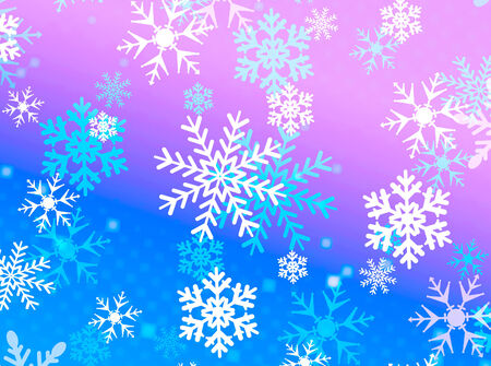 christmas backgrounds: Christmas snow flake design for backgrounds and backdrops