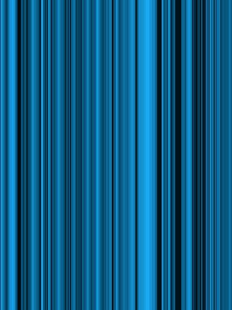 produced: Digitally produced blue vertical stripe pattern for backgrounds and fills