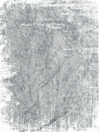 textured effect: White grunge effect added to gray textured paper