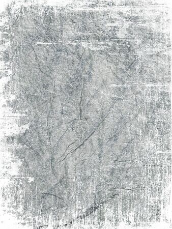 white textured paper: White grunge effect added to gray textured paper