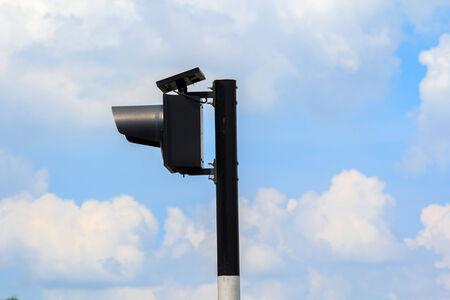 warning lights: Traffic warning lights