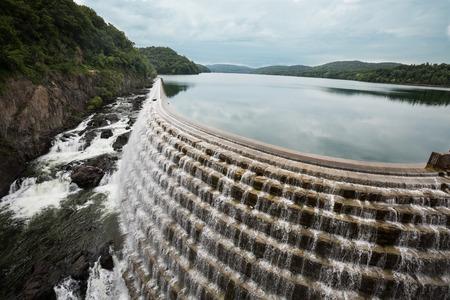Croton Dam on Hudson