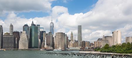 Lower Manhattan Skyline, New York City photo