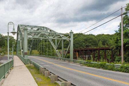 Veterans memorial bridge vermont